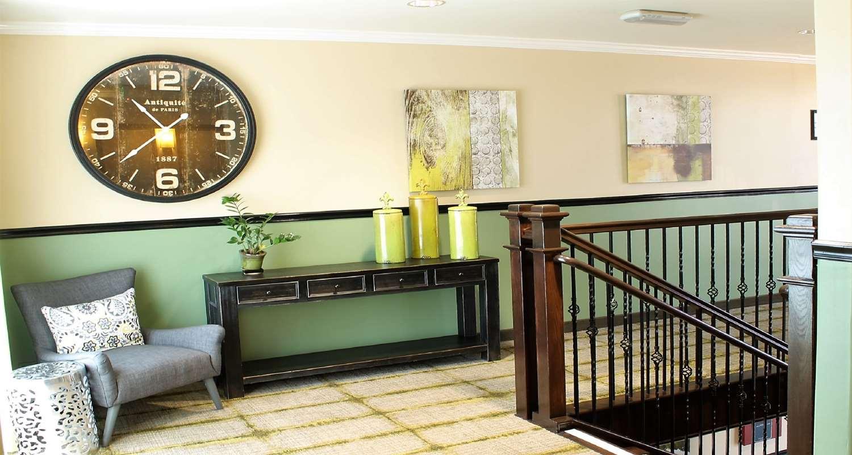 Photo of Best Western Canoga Park Hallway